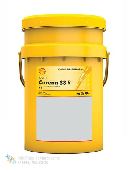 894a9b694 Масло компрессорное Shell Corena S3 R 46 20л